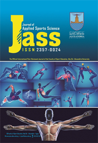 Journal of Applied Sports Science